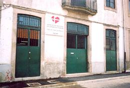 Casa da Sopa dos Pobres - fachada